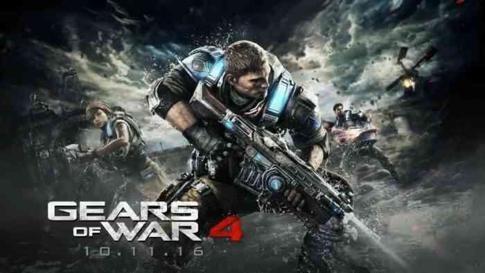 Gears of War 4 April Update Amazon Deal Gears of War 4