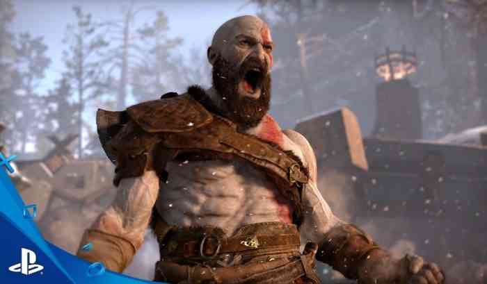 PS4 Exclusive Title God of War God of War Featured