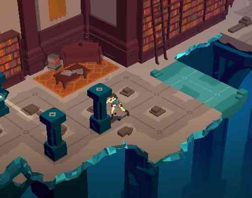 Lara Croft GO Screen 4
