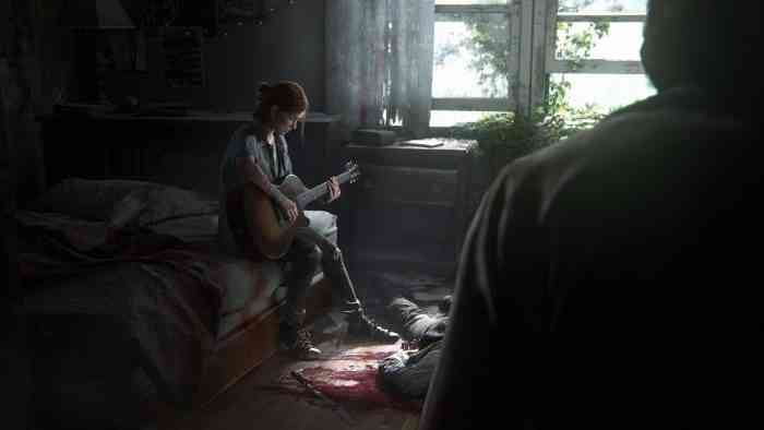 Last of Us Part II PlayStation Experience 2016 Reveal HERO
