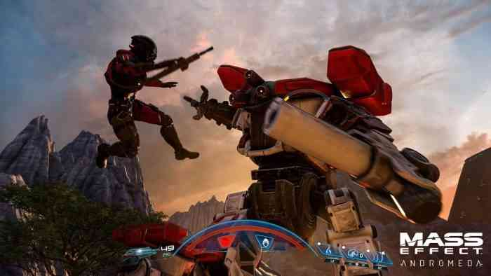 Mass Effect Andromeda's Multiplayer Will Net You Solo Rewards