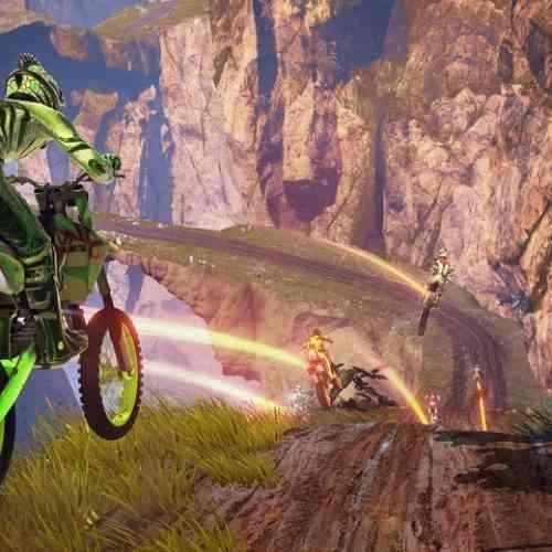 Moto Racer 4 Featured
