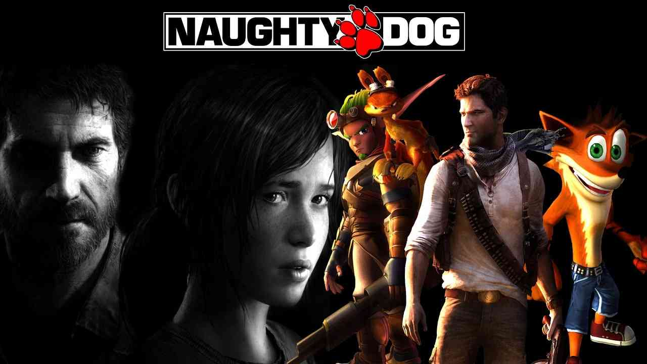 Naughty Dog States That