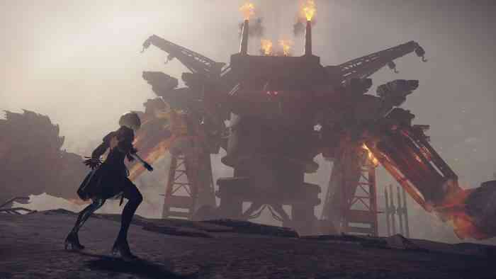 Play Nier Automata Demo