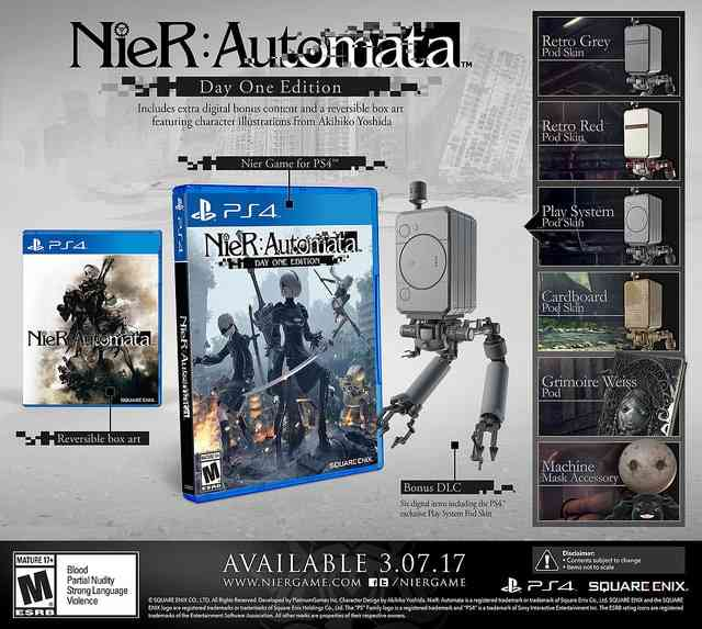 NieR: Automata Black Box