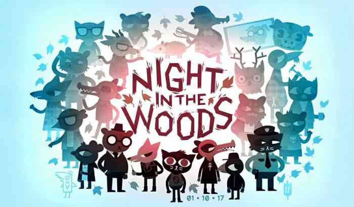 Night in the Woods Feature