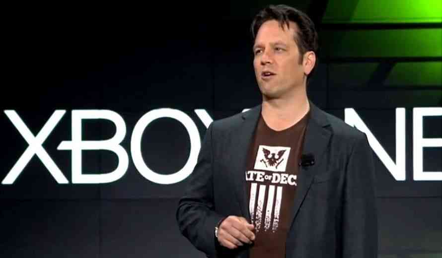 Phil Spencer's Problem with Sony is Timed Exclusive DLC