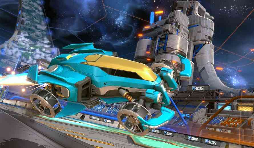 Championship Series Open Registration Rocket League Starbase ARC FEATURED