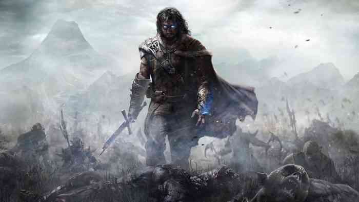 Middle-earth: Shadow of Mordor PS4 Pro Hero