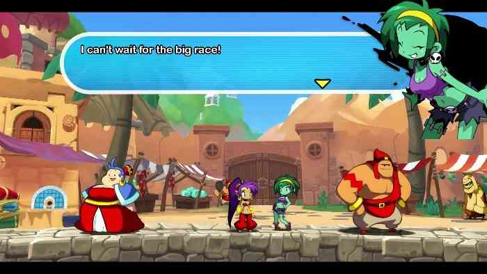 Shantae: Half-Genie Hero Screen 4