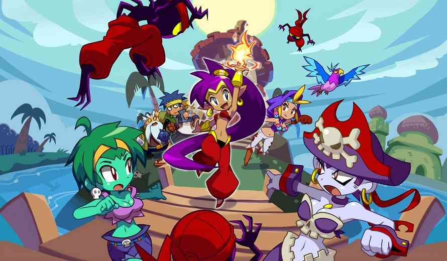 Shantae: Half-Genie Hero Review - A Phenomenal Cosmic Romp