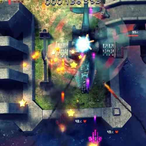 Sky Force Anniversary Featured