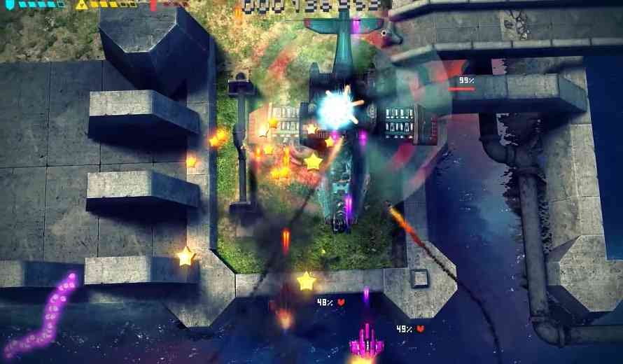 Sky Force Anniversary Review - Sputters After a Nice Takeoff | COGconnected