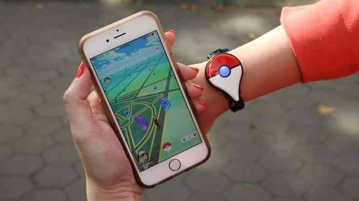 Pokemon Go Plus Stocking Stuffer