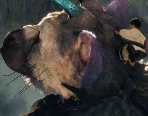 The Last Guardian Screen 1