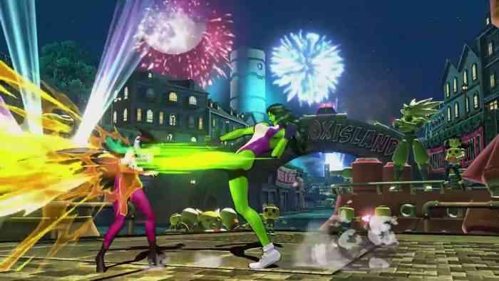 Ultimate Marvel vs Capcom 3 ins2