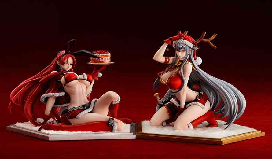 Voluptuous NSFW Valkyria Chronicles Figures on Sale May 2017