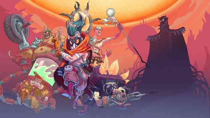 Way of the Passive Fist Top Screen