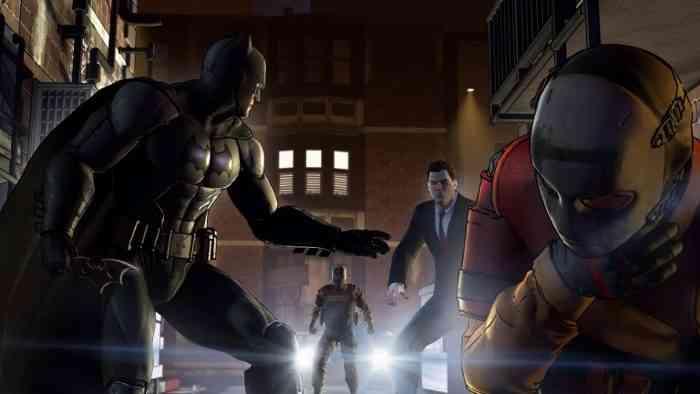 Batman: The Telltale Series Episode 5: City of Light Screen