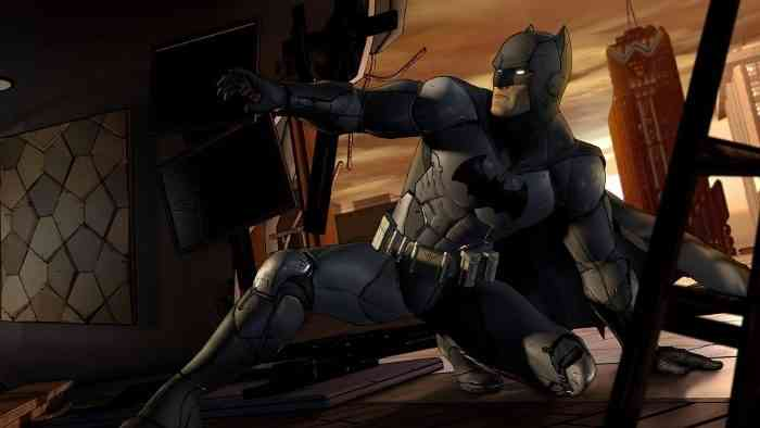 Batman: The Telltale Series Episode 5: City of Light Screen 2