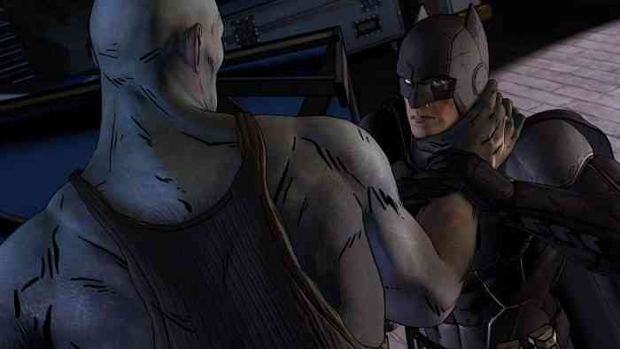 Batman: The Telltale Series Episode 5: City of Light Screen 3