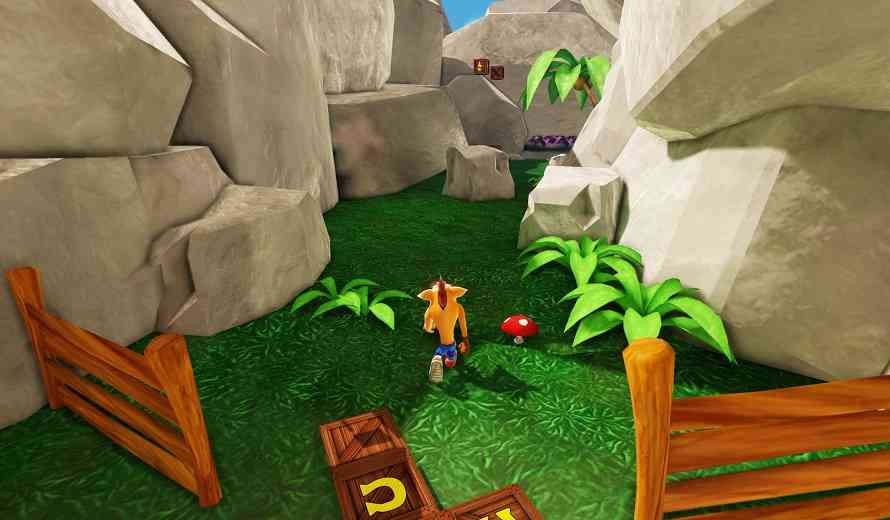 Crash Bandicoot N. Sane Trilogy Demo Out in the Wild