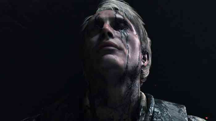 Norman Reedus Teases Black Hole Physics death stranding konami president kojima productions