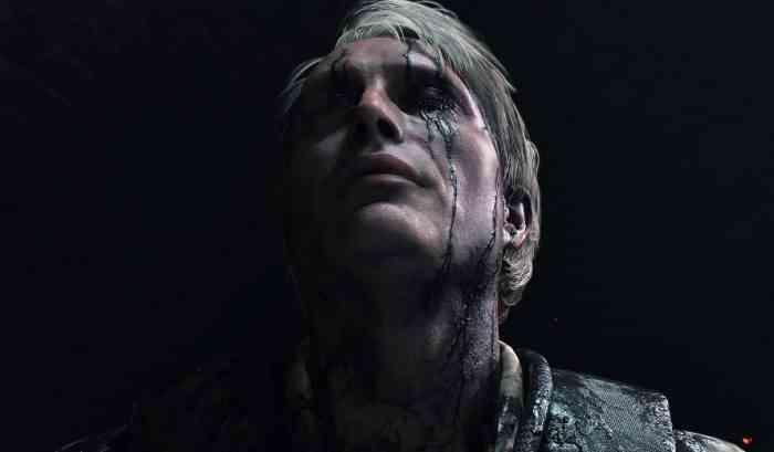 death stranding mads mikkelsen World tour