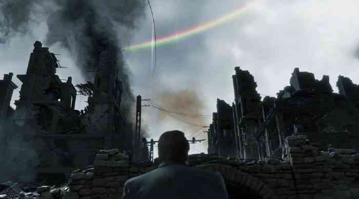 Death stranding rainbow