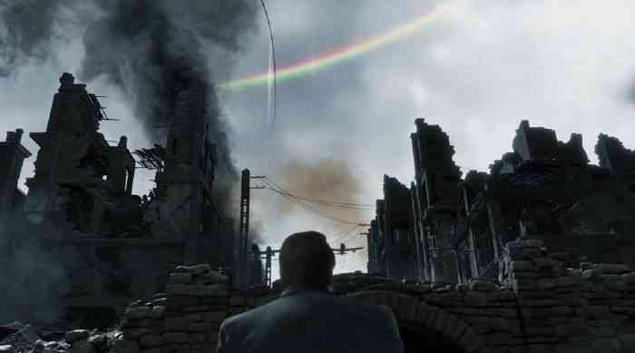 Death stranding rainbow