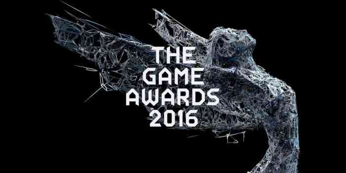 game awards 2016 winners