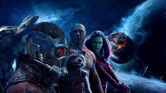 Guardians of the Galaxy Vol. 2 Hero