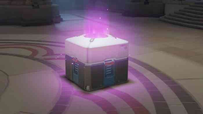 Overwatch Loot Box Drop Rates