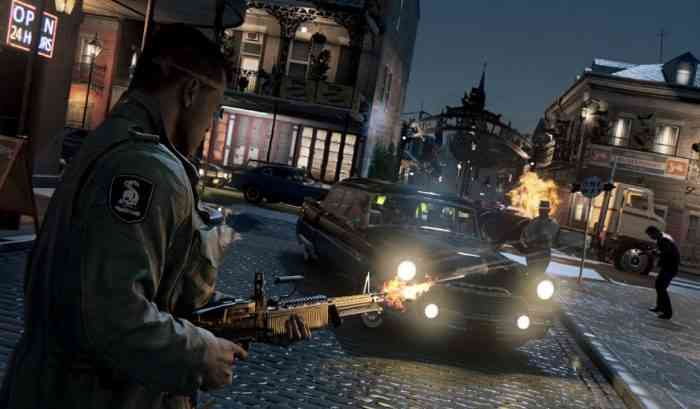 mafia III action feature