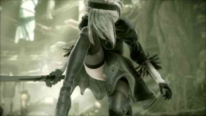 NieR: Automata Delivers Big Drama And Action In A New Trailer