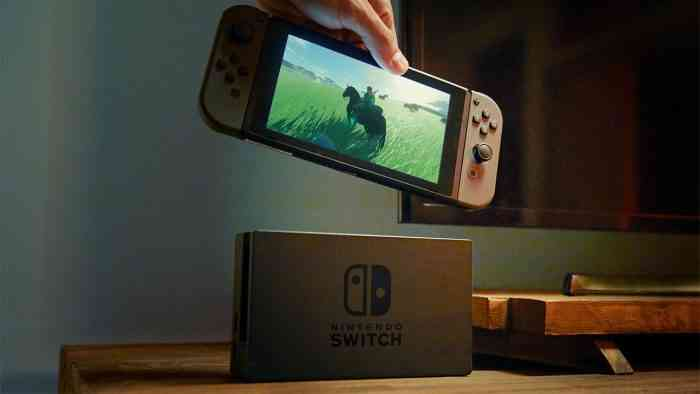 official Nintendo Switch Specs