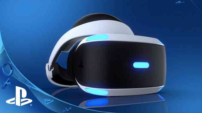 playstation vr restock vr at ces future of cr