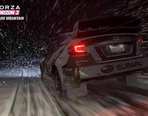 Forza Horizon 3 Blizzard Mountain Screen 01