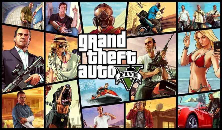 Grand Theft Auto - cover