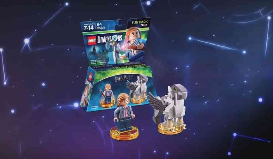 Harry Potter LEGO Dimensions- Hermione and Buckbeak Coming Soon