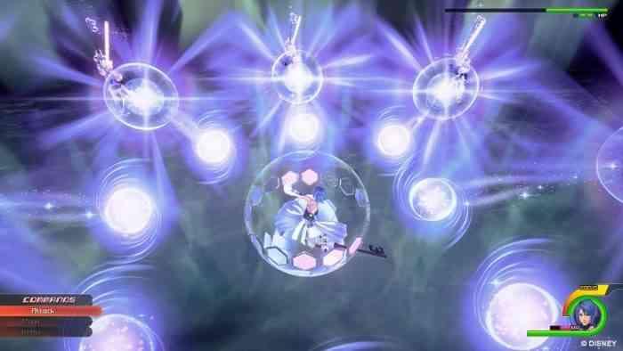 Kingdom Hearts 2.8 Screen 1