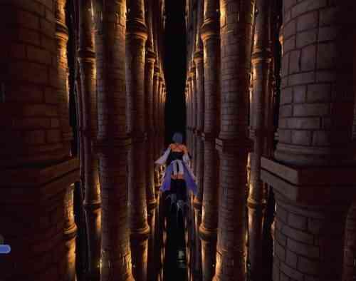 Kingdom Hearts 2.8 Screen 2