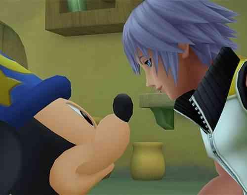 Kingdom Hearts 2.8 Screen 3