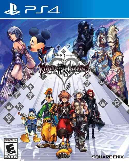 Kingdom Hearts 2.8 Box