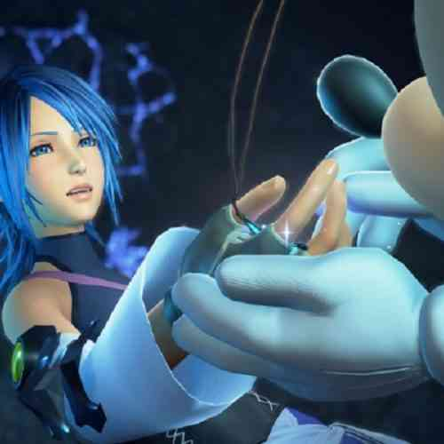 Kingdom Hearts 2.8 Feature