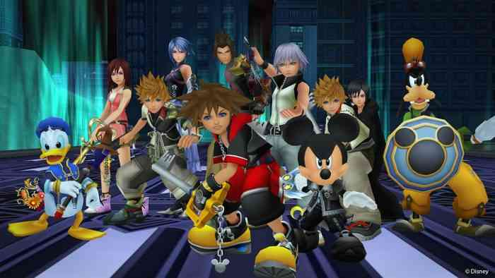 Kingdom Hearts 2.8 Top