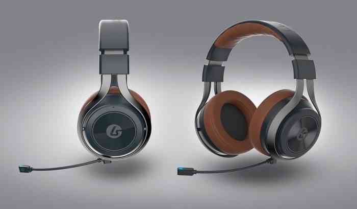 LS40 Wireless Surround Universal Gaming Headset Featured