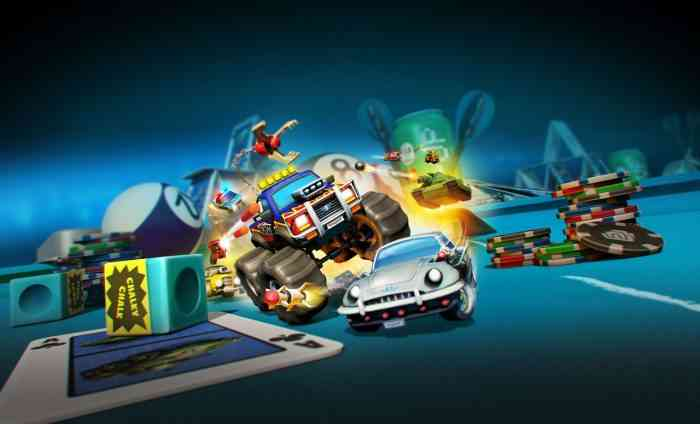 Micro Machines World Series to rev tiny engines in April