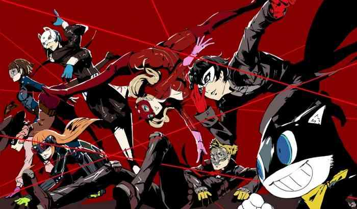 Speculation Continues as Atlus Registers More Persona 5 Domains