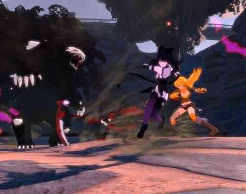 RWBY: Grimm Eclipse Screen 6